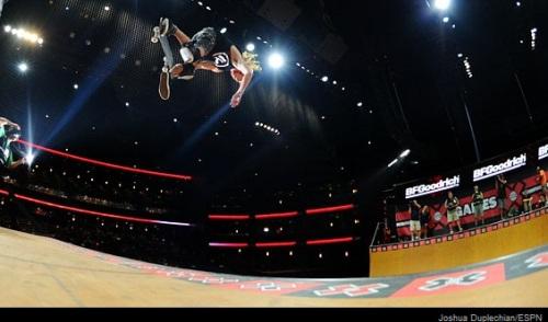 Shaun White voa pelo ouro no X-Games - Foto; Reprodução/ESPN.com