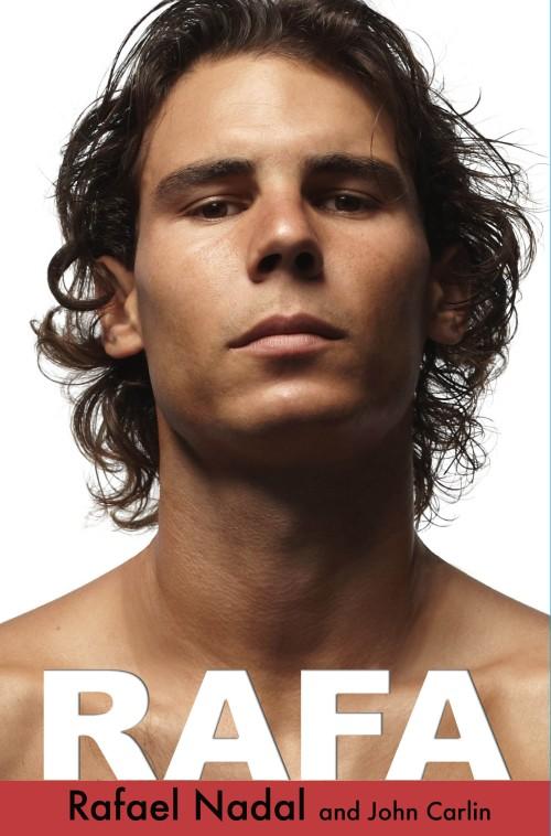 """""""Rafa"""", biografia de Rafael Nadal - Foto: Divulgação"""