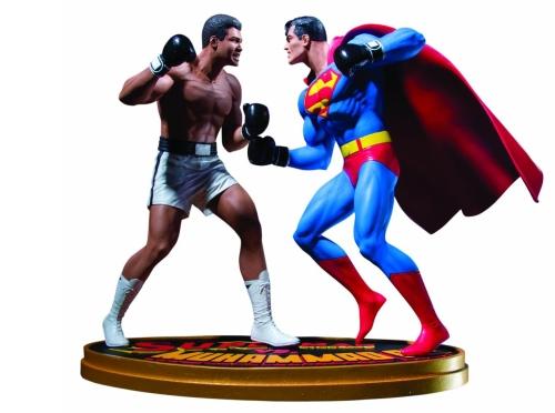 Superman vs. Muhammad Ali - Foto: Divulgação