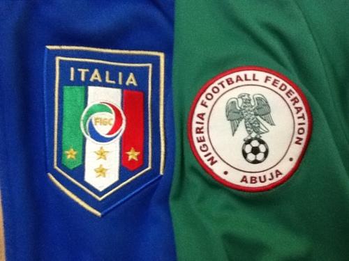 Jaqueta da Itália e camisa da Nigéria: unidas no meu guarda-roupa - Foto: Ricardo Zanei